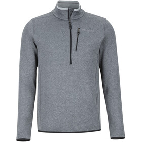 Marmot Preon - Camiseta de manga larga Hombre - gris